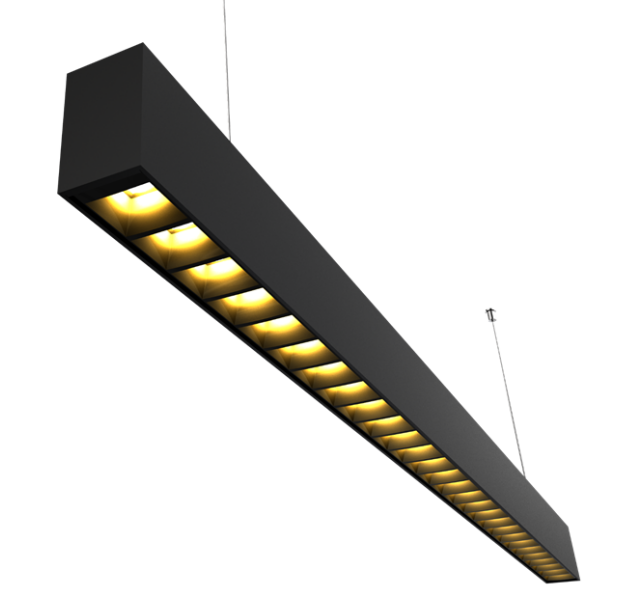 Dolight LED Panel updown linear led light fixture suppliers for home
