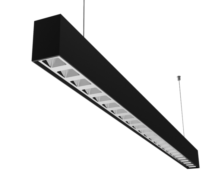 Dolight LED Panel High-quality led linear pendant light company for office-2