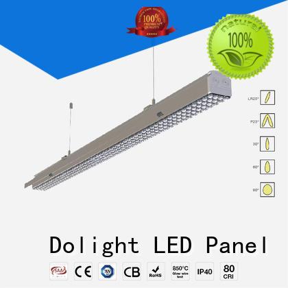 Custom led trunking light retrofit manufacturers for corridors