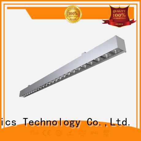 Dolight LED Panel glare aluminium profile for led strip lighting company for shops