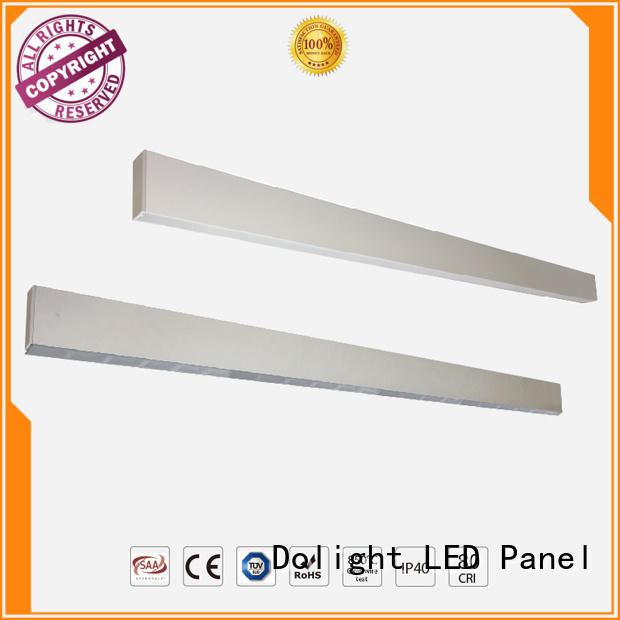 diffuser lower ll50 Dolight LED Panel Brand linear led pendant factory