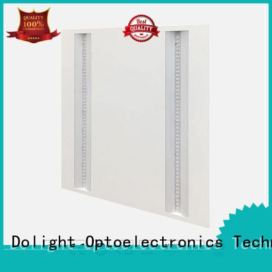 Dolight LED Panel High-quality square led panel light supply for showrooms
