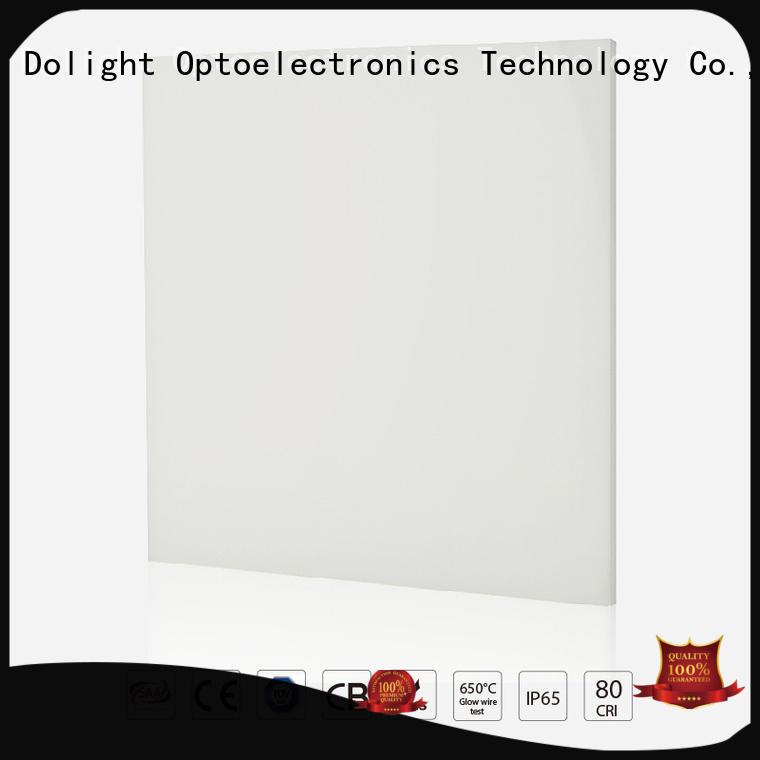 ceiling diversified frameless OEM led square panel light Dolight LED Panel