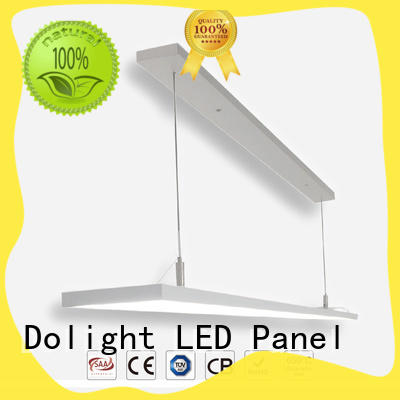 Dolight LED Panel suspending rectangle led panel light manufacturers for boardrooms
