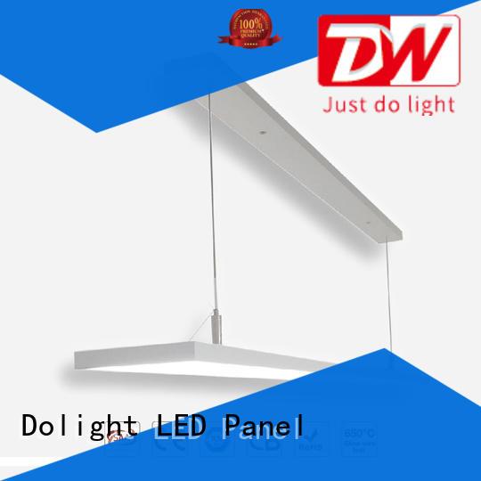 Dolight LED Panel Brand linear simple led thin panel lights frameless