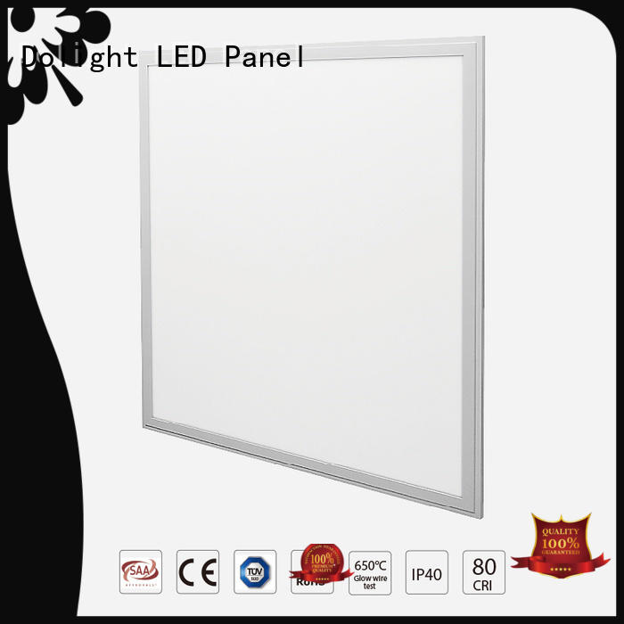 high quality led recessed ceiling panel lights easy Installation for retail outlets