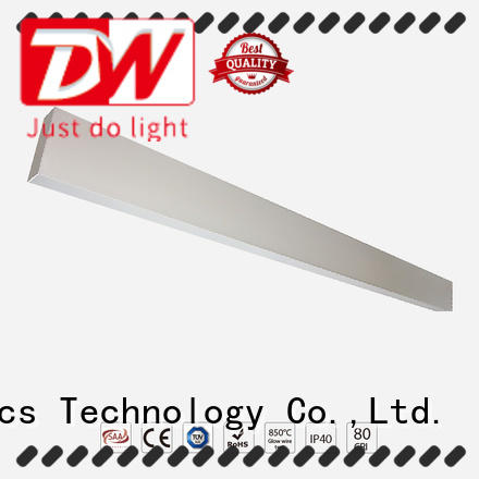 stable suspended linear led lighting classic manufacturer for home
