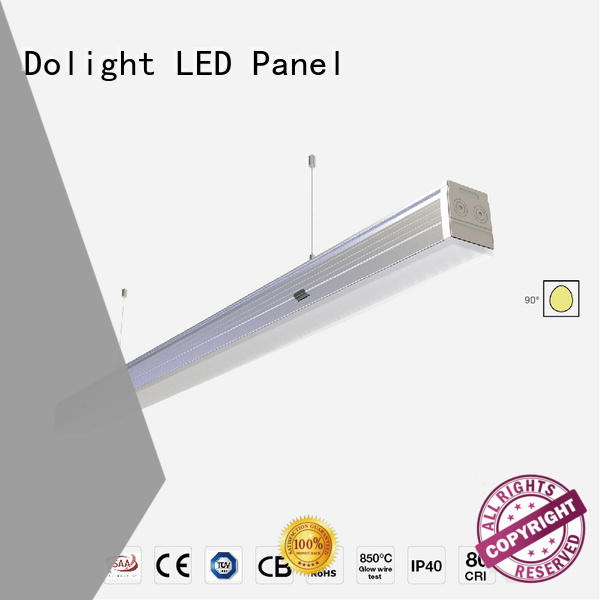 Dolight LED Panel Wholesale linear led lighting suppliers for warehouse