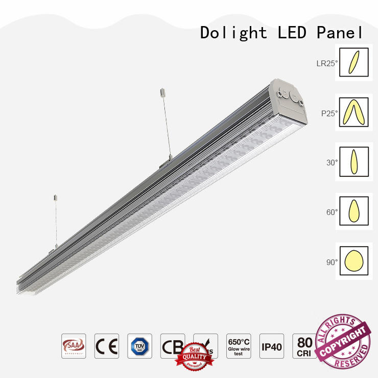 Dolight LED Panel Latest led linear suspension lighting suppliers for offices
