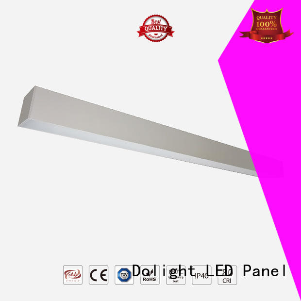 Latest suspended linear led lighting moudule factory for home