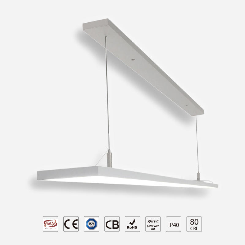 Pendant Panel Light UGR<19 Special Used in Library and Office