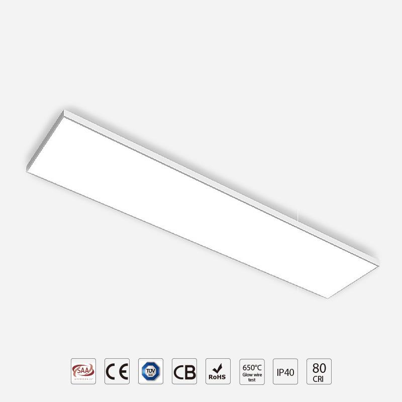 Linear Narrow Frame Panel Light