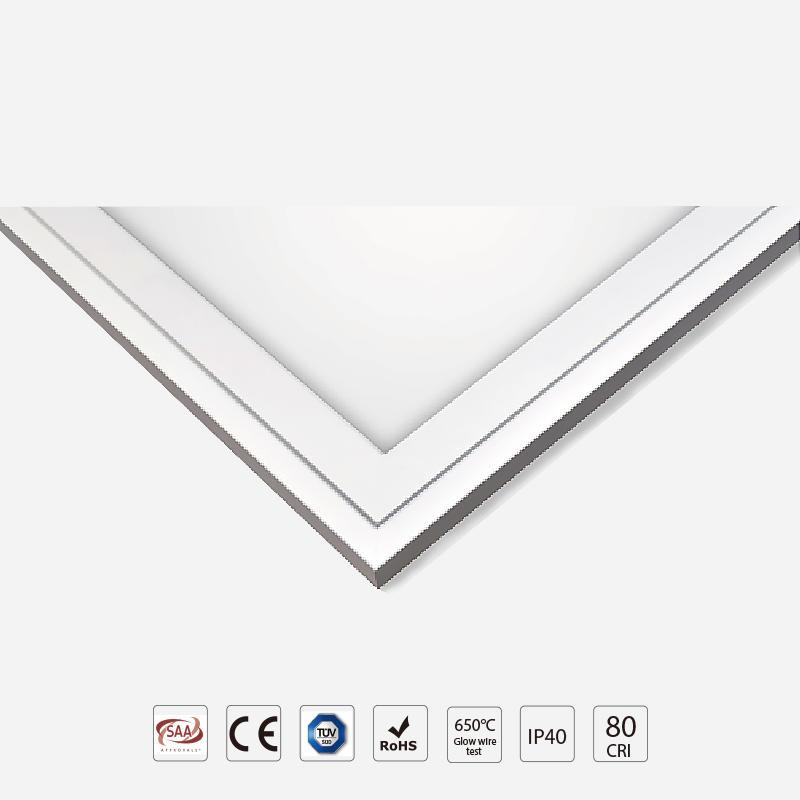 M Series Panel light with Uniform Light Distribution UGR<19
