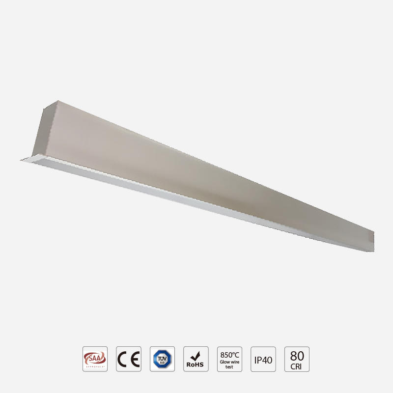 ld50 design recessed linear led lighting lower Dolight LED Panel company