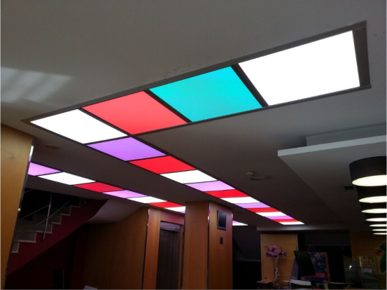 Dolight LED Panel Brand panel rgbw control frameless rgbw panel