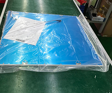 Custom surface mounted led panel light tunable supply for malls hotels-13