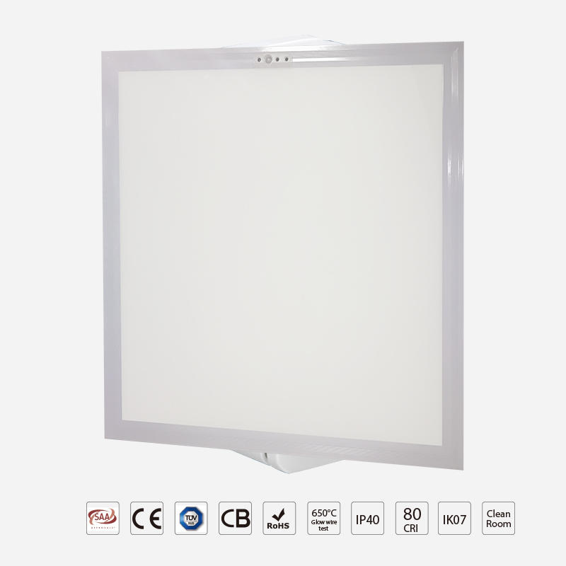 Built-in On/Off Sensor LED Panel Light
