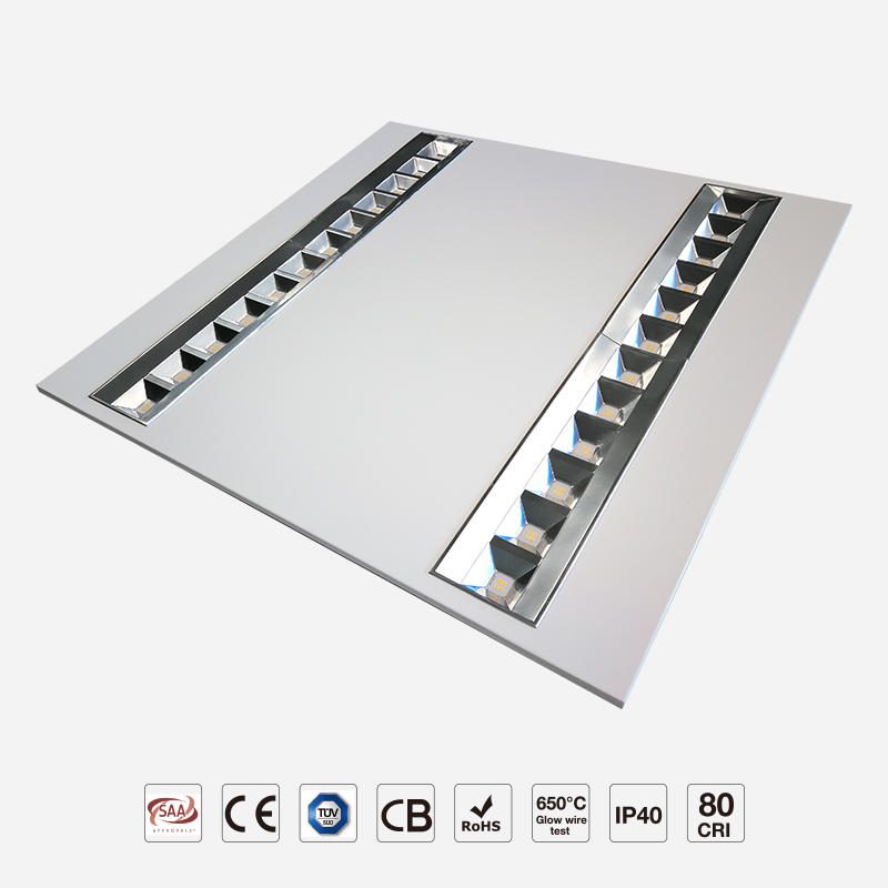 Reflector Mould LED Panel Light UGR<18.1 LED Module Changeable