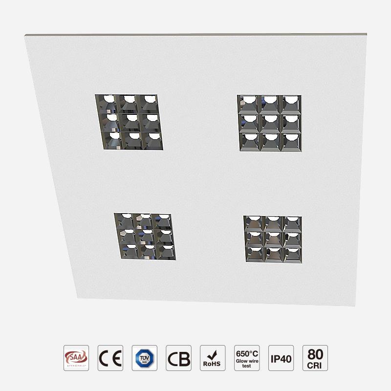 吊顶灯面板,LED面板灯配件