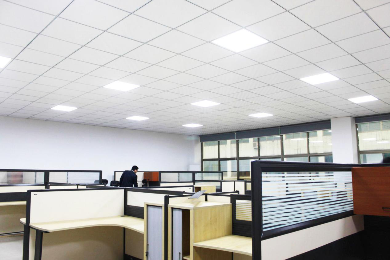 Top led flat panel ceiling lights led manufacturers for hospitals-16