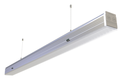 Dolight LED Panel lens linear light fixture factory for supermarket-1