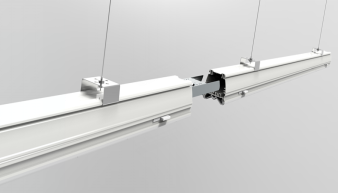 Dolight LED Panel linear trunking light supply for supermarket-11