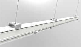 Dolight LED Panel linear trunking light supply for supermarket-12