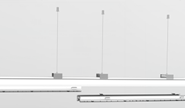 Dolight LED Panel linear trunking light supply for supermarket-14