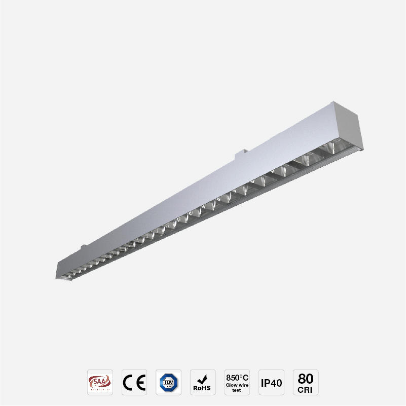 Reflector Moudule LED Linear Light UGR<19 120LM/W
