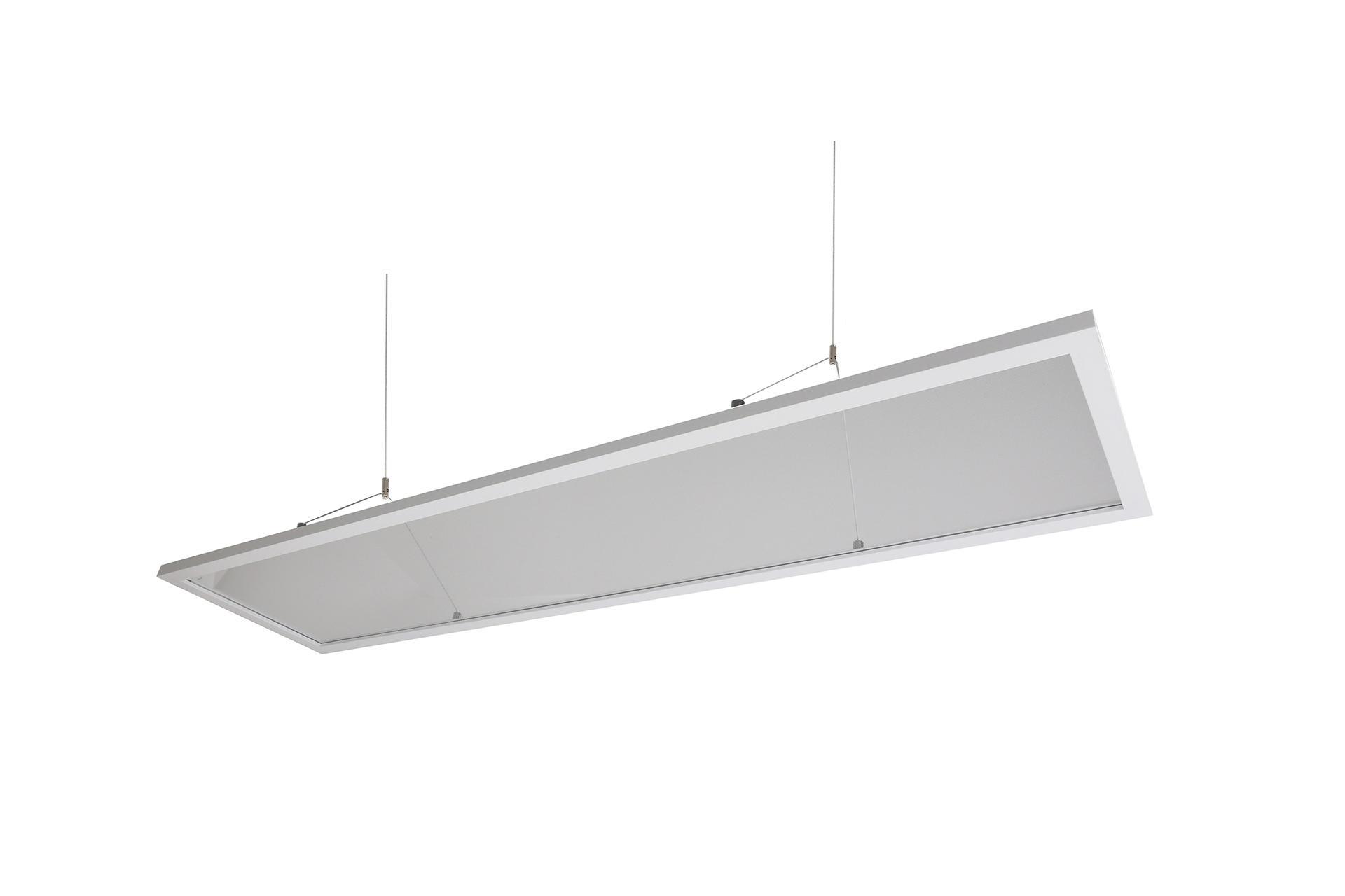 Clear LED panel