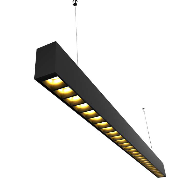 Dolight LED Panel design linear led pendant light factory for school