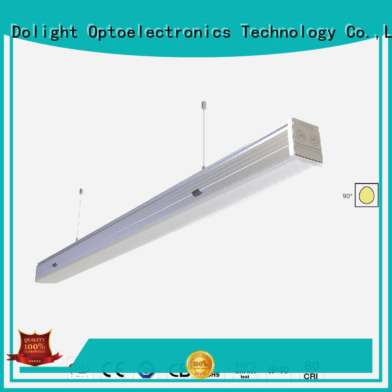 Dolight LED Panel Top linear light fixture suppliers for boardrooms