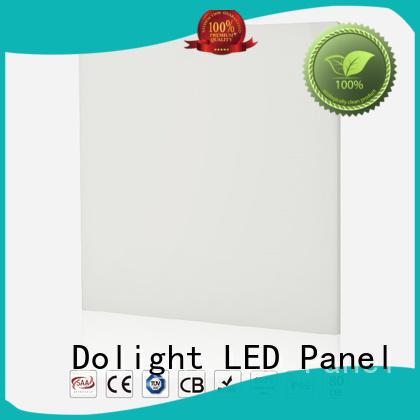 Dolight LED Panel way frameless led panel supplier for showrooms