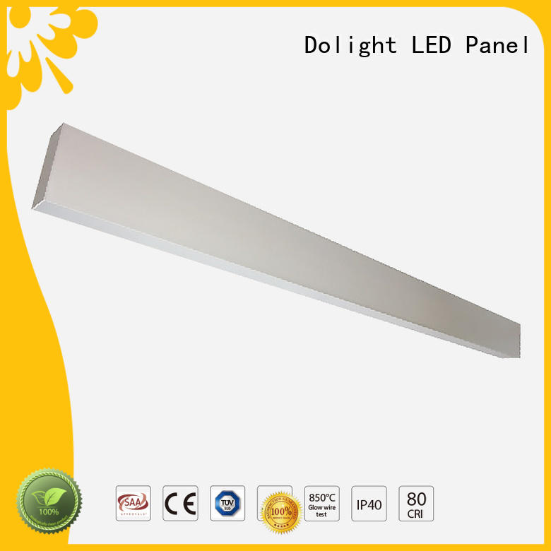 ld60 diffuser opal OEM recessed linear led lighting Dolight LED Panel