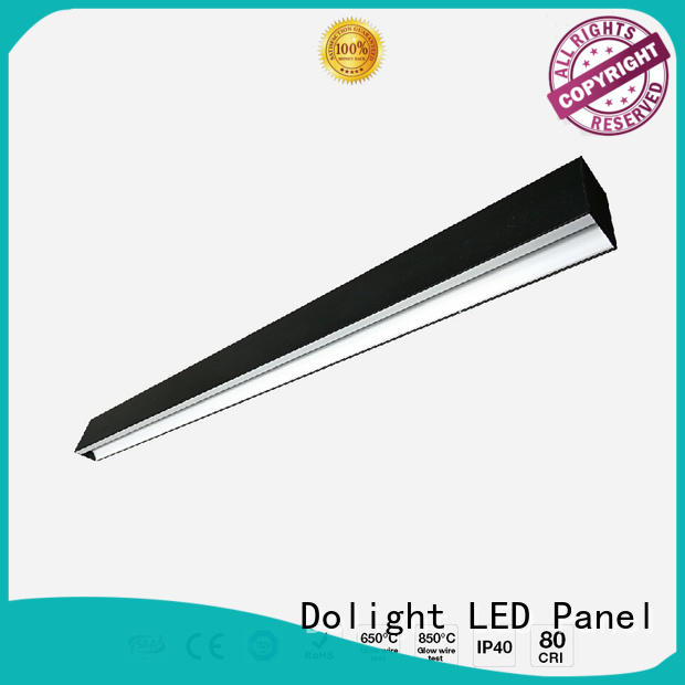 linear led pendant grille lo75 linear Dolight LED Panel Brand
