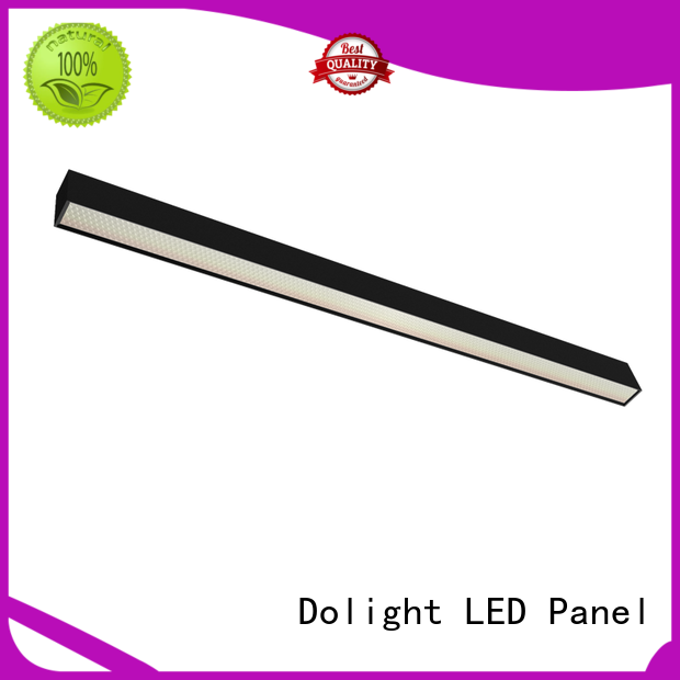Latest linear led light fixture recessed company for shops