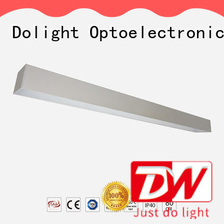 Dolight LED Panel Custom linear recessed lighting suppliers for office