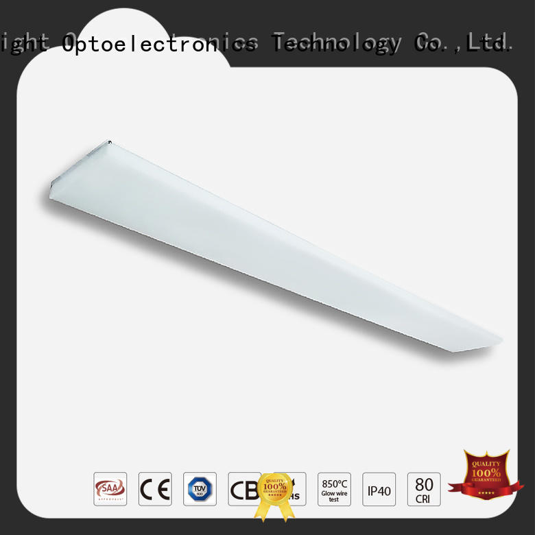 Dolight LED Panel pendant linear pendant lighting manufacturers for school