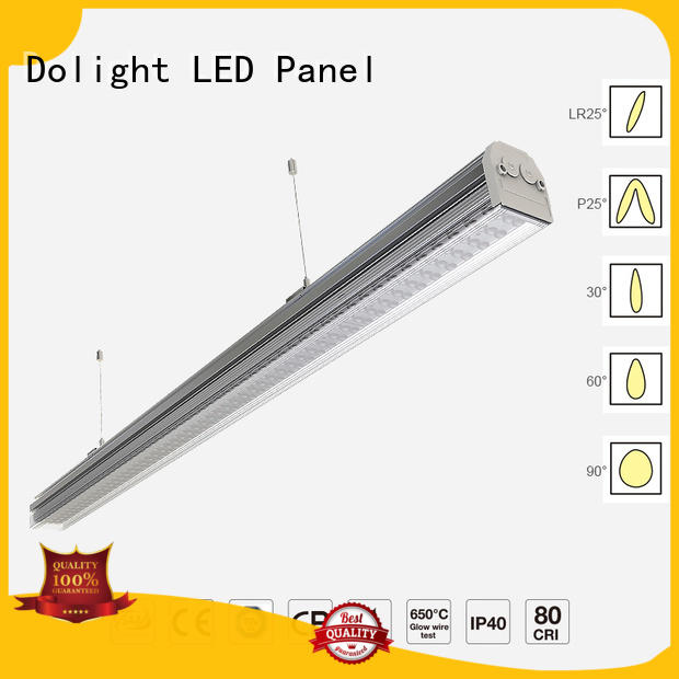 Dolight LED Panel cover linear led lighting company for offices