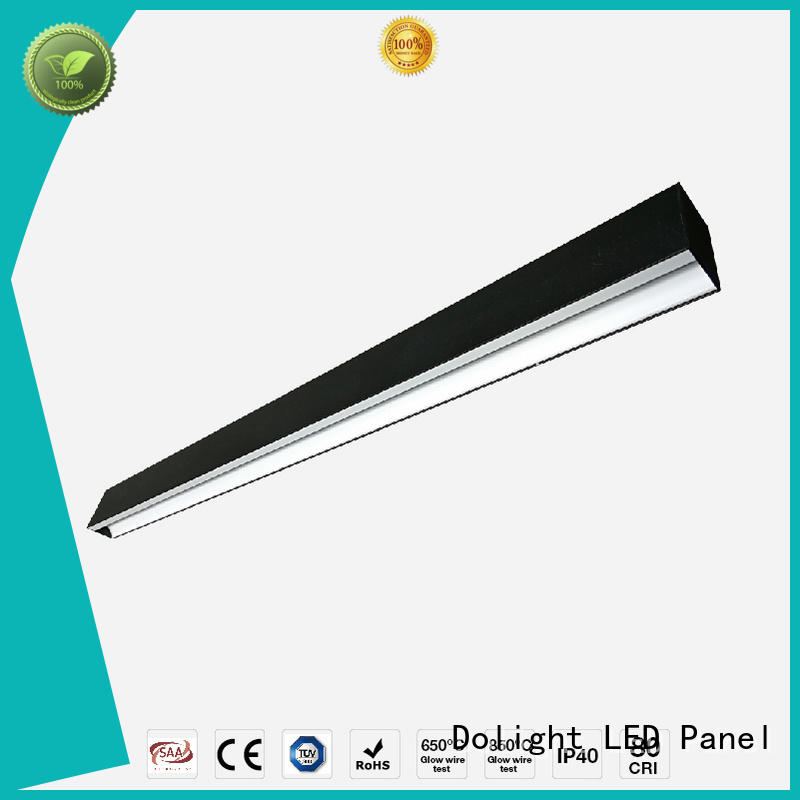 Dolight LED Panel linear aluminium profile for led strip lighting manufacturers for office