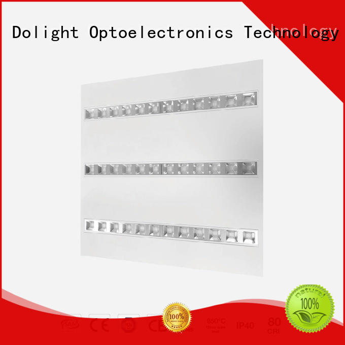 Dolight LED Panel module led panel ceiling lights supplier for showrooms