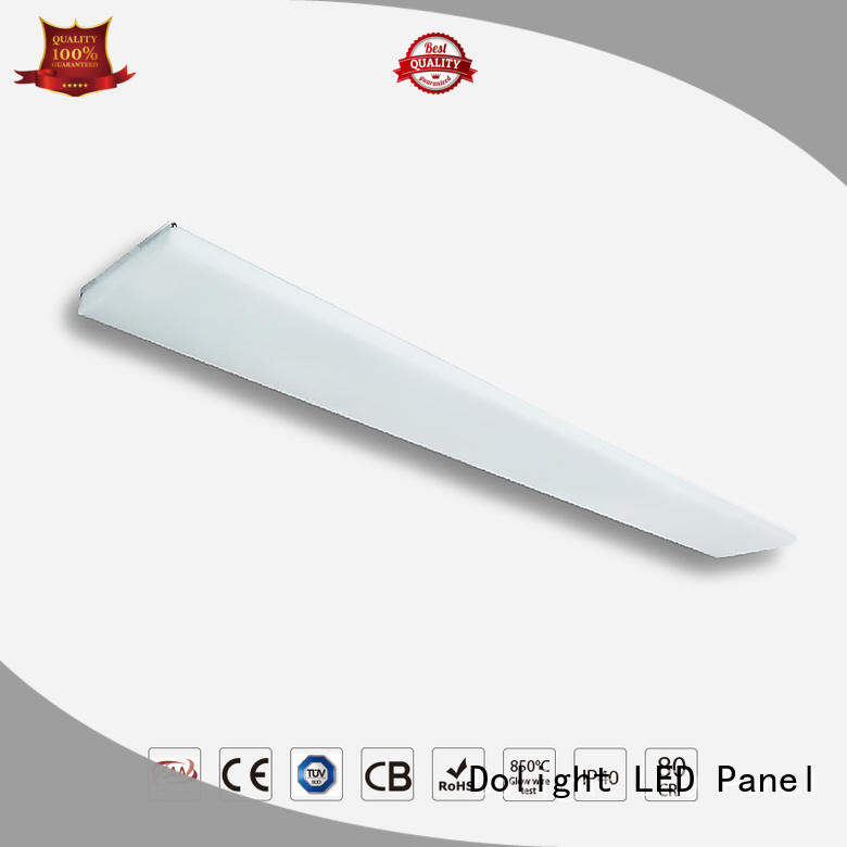 Dolight LED Panel light linear pendant lighting supply for corridors