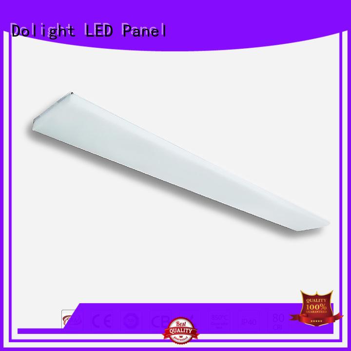 office Custom special linear pendant lighting light Dolight LED Panel