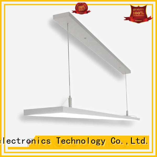 Dolight LED Panel high quality linear pendant lighting manufacturer for offices