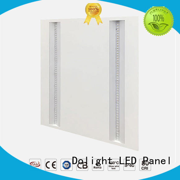 Dolight LED Panel lens drop ceiling light panels supply for boardrooms