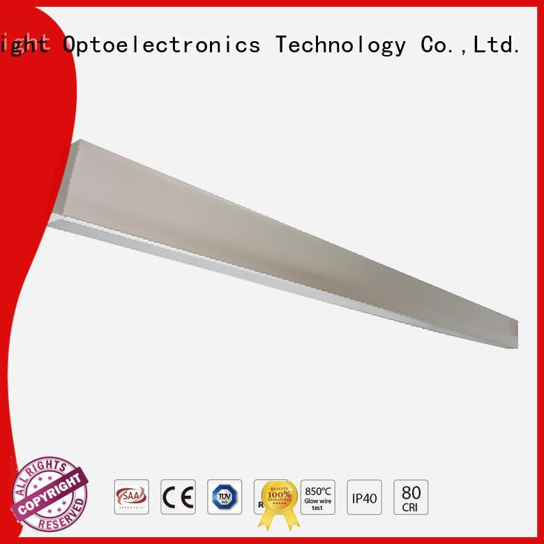 Dolight LED Panel Latest led linear suspension lighting factory for shops