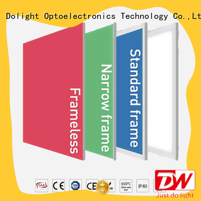 Dolight LED Panel High-quality rgb light panels suppliers for boardrooms