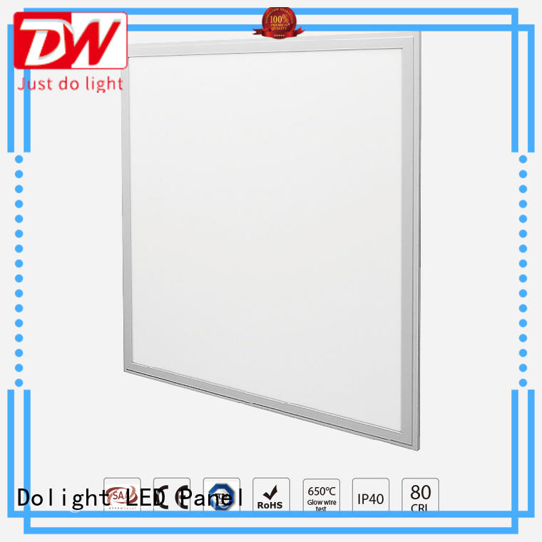 Wholesale led panel light 600x600 oriented for business for showrooms