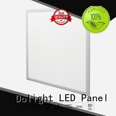 Dolight LED Panel balanced led slim panel light factory for hotels