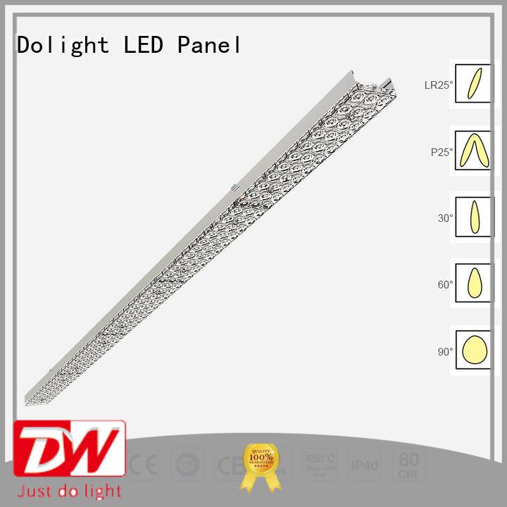 Dolight LED Panel Latest led linear suspension lighting company for corridors